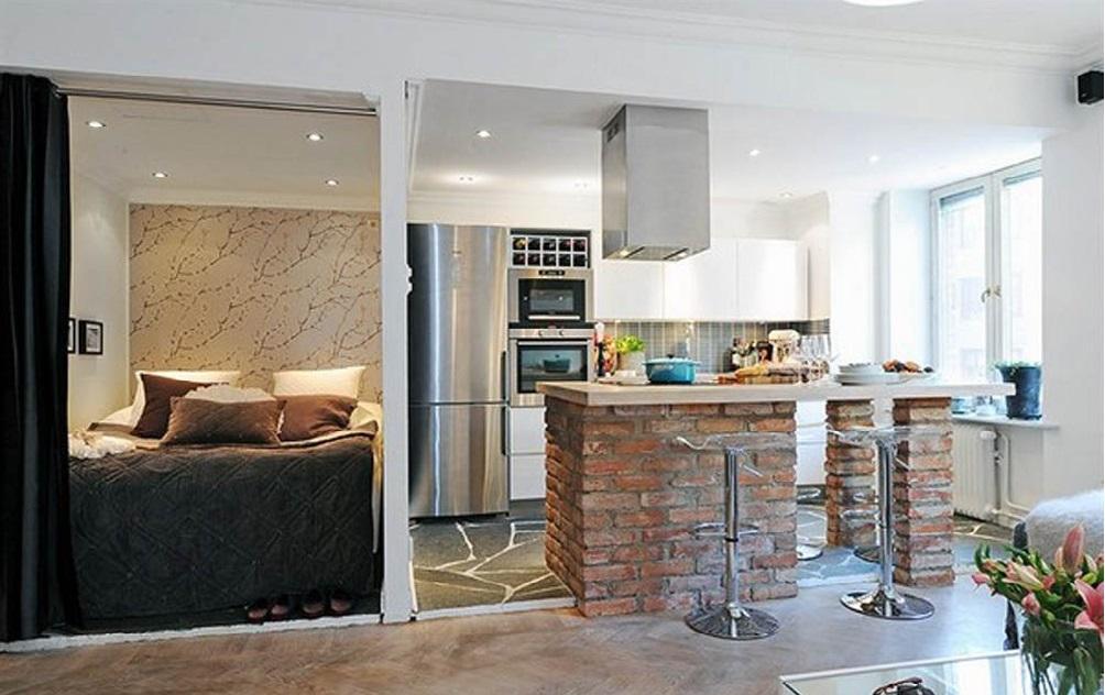 Ремонт двухкомнатной квартиры в панельном доме фото