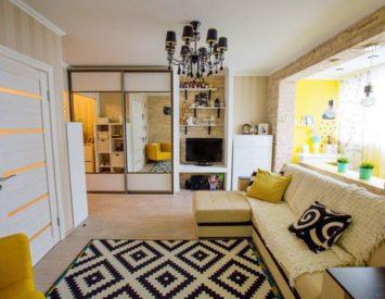 Перепланировка квартир – просто о сложном : Квартира
