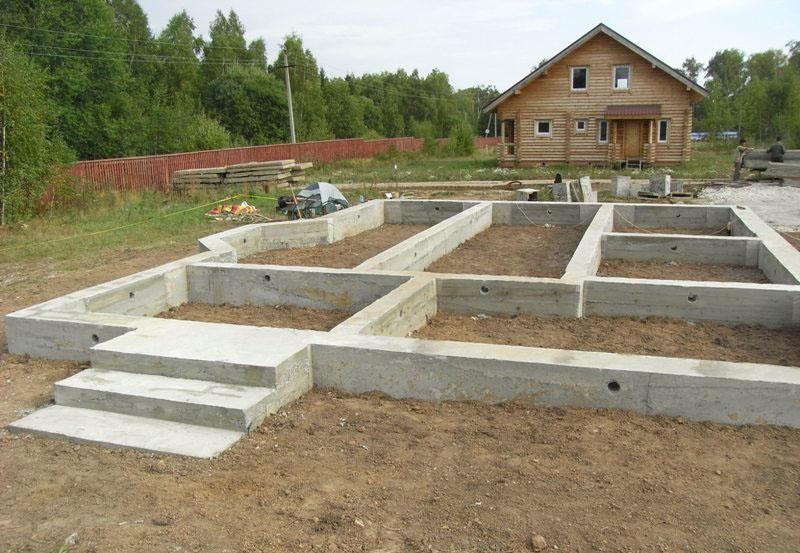 Как сделать фундамент для дома своими руками 66