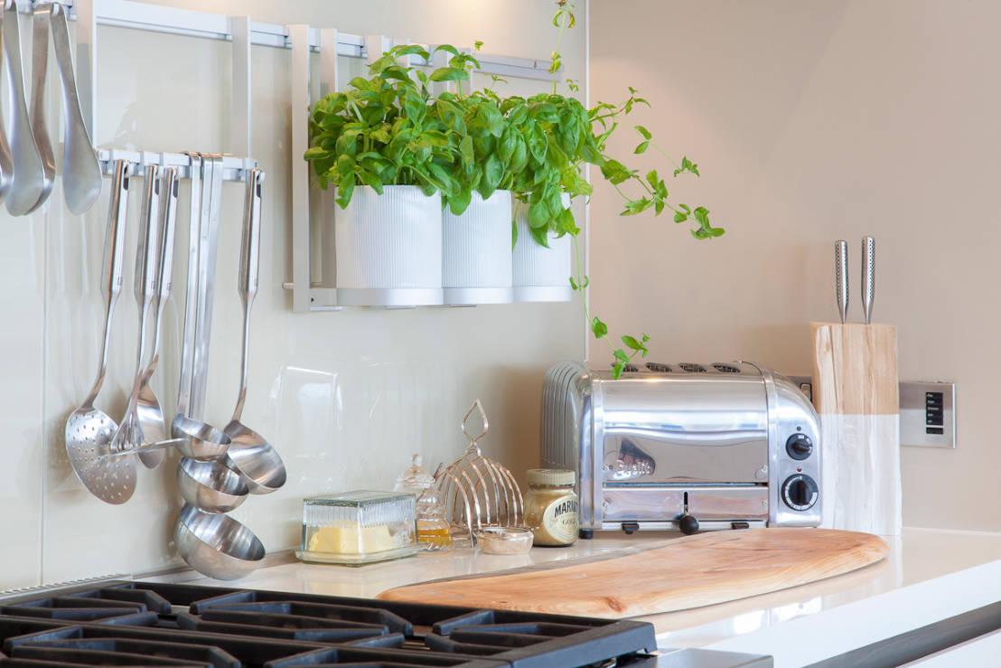 кухонные аксессуары для рейлингов фото можете увидеть